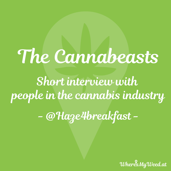 The Cannabeasts - Interview with Haze4breakfast