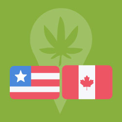 List of Dispensaries in USA and Canada